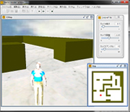マップ指定3Dモデル利用画面
