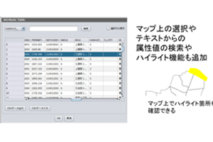 データの属性編集機能